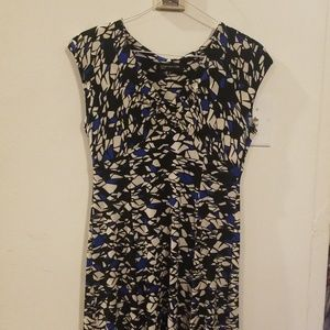 JONES NEW YORK  midi dress size 8